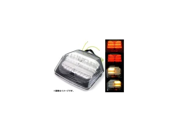 2輪 AP LEDテールランプ クリア ホンダ CB400SF VTEC SPECIII NC39/VTEC Revo NC42 ボルドール可 2003年~2013年