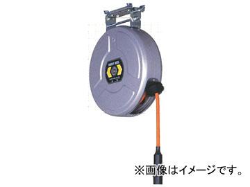送料無料 日平機器 NIPPEI 卓抜 KIKI 実物 大型ハンディーエアーリール HAN-413G 10mm×13m ※受注生産品