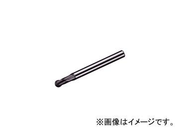 三菱マテリアル/MITSUBISHI 2枚刃インパクトミラクルボールエンドミル(S) VF2SBR0010S04