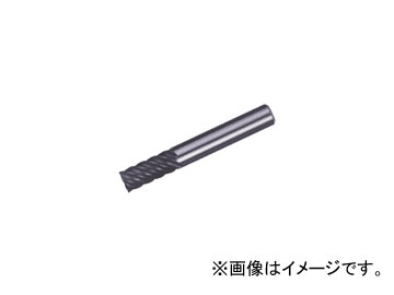 三菱マテリアル/MITSUBISHI 6枚刃ミラクルハイヘリエンドミル(M) VC6MHD0800