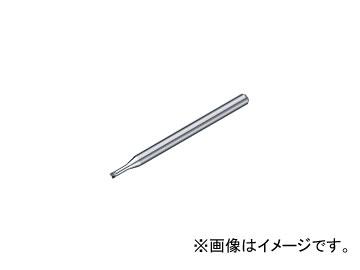 三菱マテリアル/MITSUBISHI 2枚刃CBNロングネックラジアスエンドミル CBN2XLRBD0100R010N05