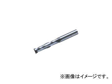 三菱マテリアル/MITSUBISHI 2枚刃汎用エンドミル(L) 2LSD2600