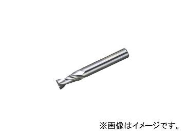 三菱マテリアル/MITSUBISHI アルミニウム合金加工用2枚刃KHAスーパーエンドミル(S) S2SDAD2000