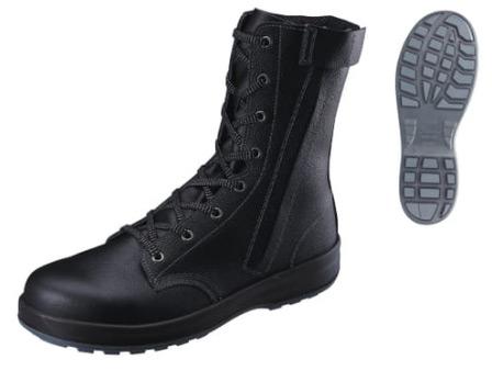 シモン/Simon 安全靴 SX3層底 シモンスター SS33 C付 サイズ:23.5~28/29