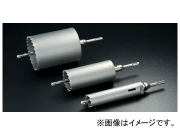 ユニカ/unika コアドリル 単機能コアドリル E&S(イーエス) 振動用 VCタイプ ストレートシャンク 85mm ES-V85ST JAN:4989270170254