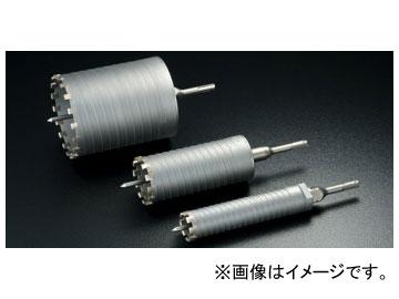 ユニカ/unika コアドリル 単機能コアドリル E&S(イーエス) 乾式ダイヤ DCタイプ ストレートシャンク 80mm ES-D80ST JAN:4989270195240
