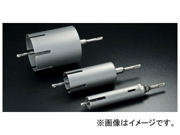 ユニカ/unika コアドリル 単機能コアドリル E&S(イーエス) マルチタイプ MCタイプ ストレートシャンク 75mm ES-M75ST JAN:4989270175198