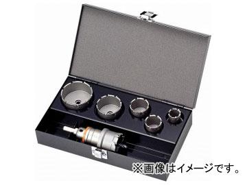 ユニカ/unika ホールソー 超硬ホールソー トリプルコンボ(TOOL BOX SET) TB-42SD JAN:4989270472969