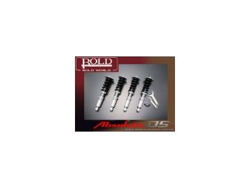 BOLD WORLD/ボルドワールド 車高調キット Absolute DS/アブソリュート・ディーエス for SEDAN ティアナ J31