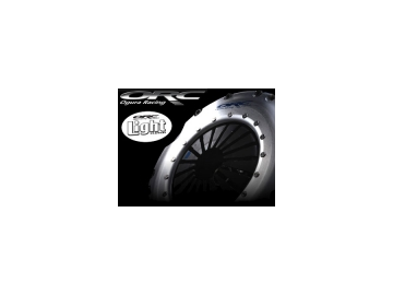 ORC クラッチ Lightシリーズ 400 Light シングル プル式 P400L-MB0101 ランサー エボリューション CN9A(Evo4),CP9A(Evo5),CP9A(Evo6),CT9A(Evo7,8) 4G63T 【smtb-F】