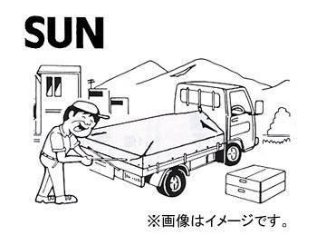 SUN/サン 軽トラック用荷台平シート TS3