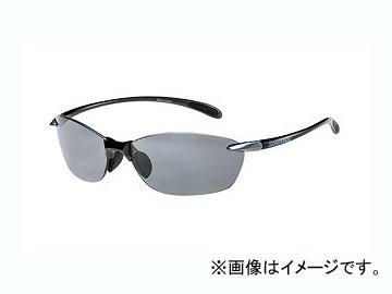 スワンズ/SWANS Airless-Leaf SA-601 カラー:ガンメタリック/ライトシルバー レンズ:偏光スモーク JAN:4984013971549