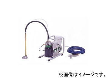 アネスト岩田/ANEST IWATA ダイヤフラムエアレスユニット 定置式 400W EX-401