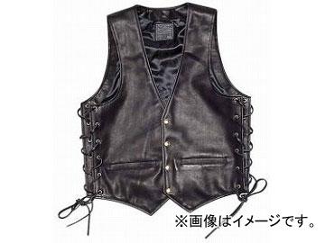 2輪 カドヤ/KADOYA ZA ベスト No.0503 カラー:ブラック