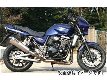 2輪 ノジマ マフラー LOCK-ON S/O NT618SLC-CLK カワサキ ZRX1200 DAEG 2009年~2010年