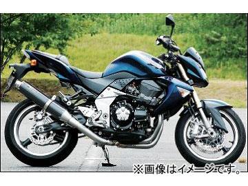 2輪 ノジマ マフラー FASARM S TITAN TYPE-SC NTX624VC-CL カワサキ Z1000 2007年~2008年