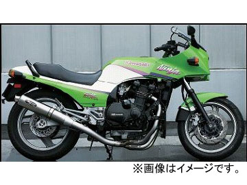 2輪 ノジマ マフラー FASARM S TITAN TYPE-SC NTX604VTI カワサキ GPZ900R ALL