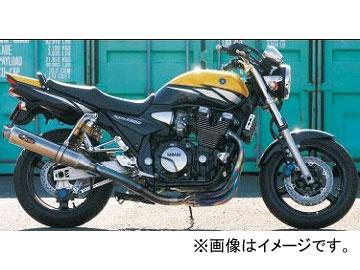 2輪 ノジマ マフラー FASARM PRO TITAN TYPESC NMTX215VZ ヤマハ XJR1300/1200 ~2006年