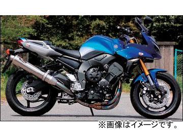 2輪 ノジマ マフラー FASARM PRO TITAN TYPE-SC NMTX213VZ-CL ヤマハ FZ1 2006年~2007年