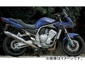2輪 ノジマ マフラー FASARM S TITAN S/O NT208SVTI ヤマハ FZS1000 ~2004年