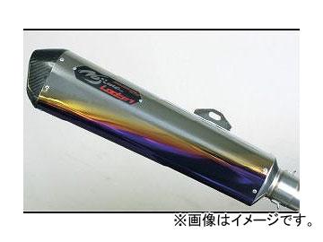 2輪 ノジマ マフラー LOCK-ON TYPE-SC NMTX624LC-CL カワサキ Z1000 2007年~2009年