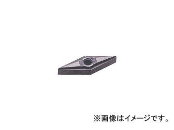 三菱マテリアル/MITSUBISHI G級インサート(FJブレーカ付き) VNGG160401-FJ 材種:RT9010 入数:10個