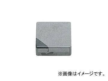 三菱マテリアル/MITSUBISHI G級インサート(ブレーカなし) SNGN120412 材種:MBS140