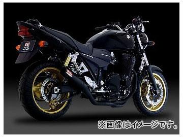 2輪 ヨシムラ マフラー 機械曲ストレートサイクロン 110-115-5661 SB(Stainless Black塗葬) スズキ GSX1400 ~2005年