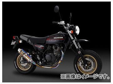 2輪 ヨシムラ マフラー 機械曲チタンサイクロン GP-MAGNUM 110-406-8U90 TC(カーボンカバー) ホンダ Ape100 Type-D 2008年~2010年