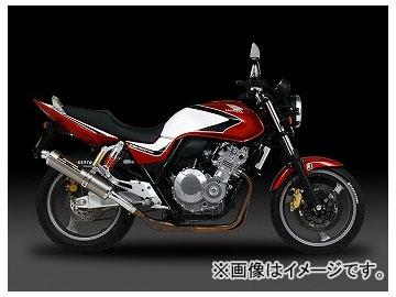2輪 ヨシムラ マフラー スリップオン サイクロン(ABS付き車両対応) 110-458-5480 ST(チタンカバー) ホンダ CB400SF Revo 2008年~2010年