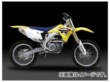 2輪 ヨシムラ マフラー モトクロス用 Oval-Coneレーシングチタンサイクロン 150-184-8250 TS(ステンレスカバー) スズキ RM-Z450 2007年