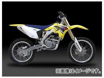 2輪 ヨシムラ マフラー モトクロス用 Oval-Coneレーシングチタンサイクロン 150-183-8250 TS(ステンレスカバー) スズキ RM-Z250 2007年