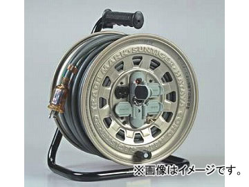 ハタヤリミテッド/HATAYA サンタイガーリール 100V型 【接地付】 50m GT-501KX JAN:4930510204116 入数:1台
