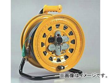 ハタヤリミテッド/HATAYA サンタイガーリール 100V型 漏電遮断器付【接地付】 30m BG-301KX JAN:4930510104140 入数:1台