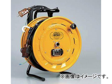 ハタヤリミテッド/HATAYA テモートリール 100V型 漏電遮断器付【接地付】 30+3m TB-130K JAN:4930510207575 入数:1台