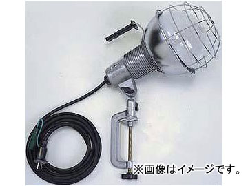 ハタヤリミテッド/HATAYA 水銀作業灯 屋外用 500W 5m RGM-505K JAN:4930510320250 入数:1個