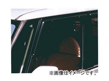 車種専用タイプ サイドバイザー ノーマル VA-N006NX ニッサン エルグランド PE/TE/PNE/TNE52 2010年08月~