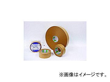日東電工/NITTO クラフトテープ No.712 ピロー J4030 カラー:ダンボール サイズ:50mm×50m 入数:50個