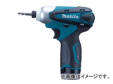 マキタ/makita 充電式インパクトドライバ 青 TD090DWX JAN:0088381093354