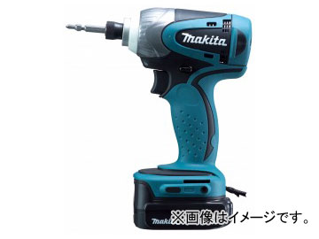 マキタ/makita 充電式インパクトドライバ TD135DSH JAN:0088381088299