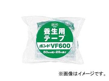 コニシ/KONISHI 養生用テープ ボンド VF600 50mm幅×25m長 #04787 入数:30巻 JAN:4901490047871