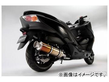 2輪 ビームス SS400チタンII B127-18-000 JAN:4582285329862 ホンダ フォルツァ Z/X JBK-MF10 2008年~