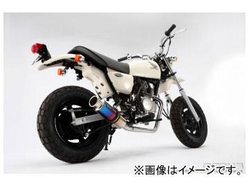 海外輸入 送料無料 2輪 ビームス SS300チタン 買い取り ダウンタイプ BC-HC07 ホンダ エイプ100 B115-09-000 JAN:4582285321101