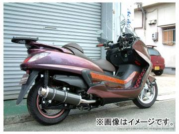 2輪 ビームス SS400カーボンII B212-11-000 JAN:4582285322924 ヤマハ グランドマジェスティ400 BC-SH04J