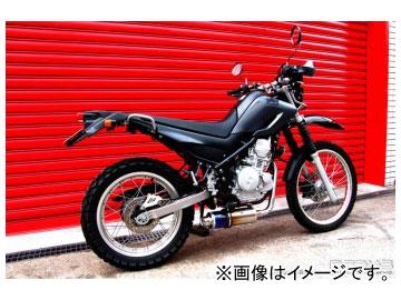 2輪 ビームス SS300チタン ダウンタイプ フルエキ B216-09-000 JAN:4582285323464 ヤマハ セロー250 BA-DG11J 2005年~2007年