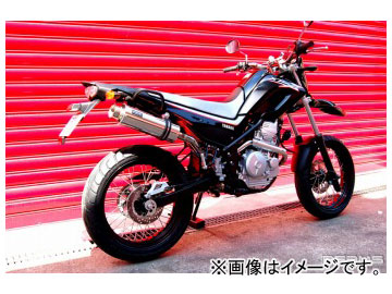 2輪 ビームス SS300ソニック アップタイプ フルエキ B225-07-003 JAN:4582285330868 ヤマハ XT250X Fi JBK-DG17J 2008年~