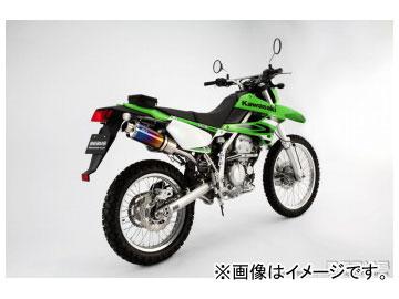 2輪 ビームス SS300チタン アップタイプ フルエキ B408-09-003 JAN:4582285330639 カワサキ KLX250 JBK-LX250S 2008年~