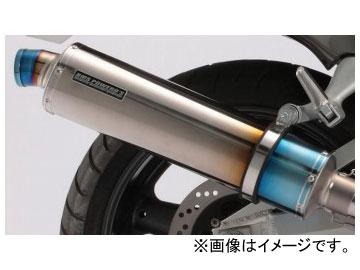 2輪 ビームス BMS-R スリップオン R-EVO チタン 焼き有り JMCA TYPE D304-53-P1J φ120 スズキ GSX1300R GX72A 北米仕様 2008年~