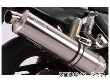 2輪 ビームス BMS-R スリップオン R-EVO チタン ポリッシュ RACING TYPE D304-53-P2S φ120 スズキ GSX1300R GX72A 北米仕様 2008年~