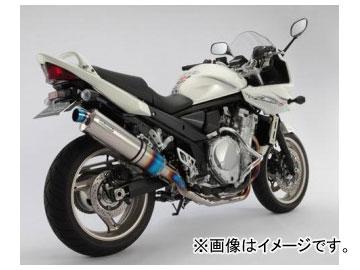 2輪 ビームス BMS-R チタンフルエキ R-EVO チタン 焼き有り RACING TYPE D305-53-T1S JAN:4582285333609 φ120 スズキ バンディット1250S/ABS EBL-GW72A